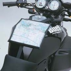 Buell Tank Map Holder